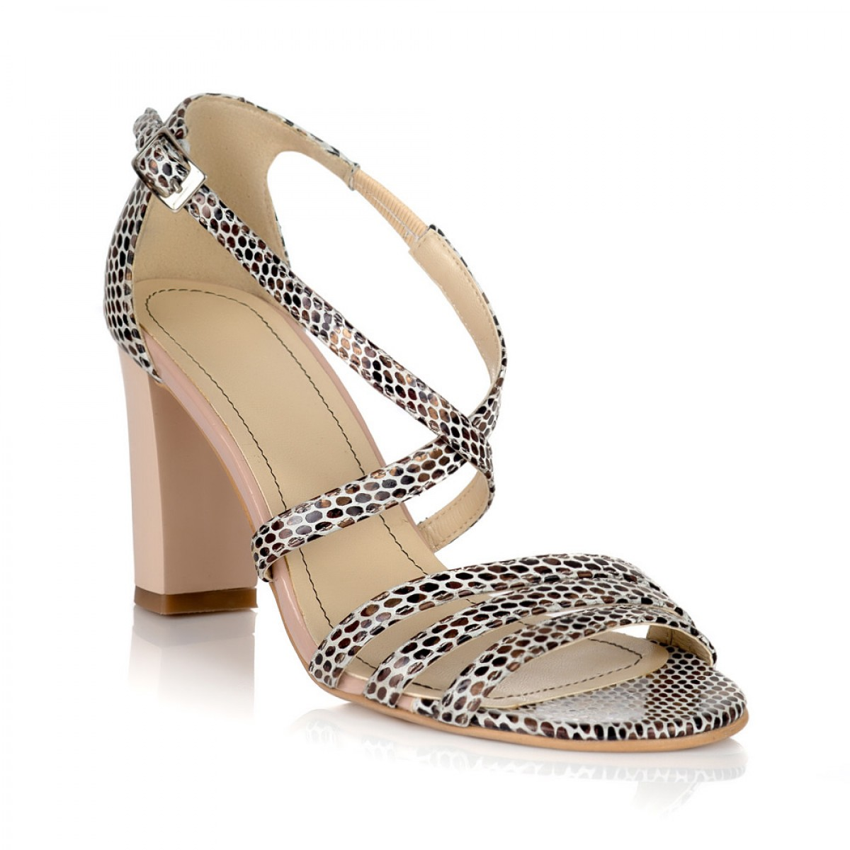 6918b6bc38 Sandale Piele Snake Evelin V10 - orice culoare