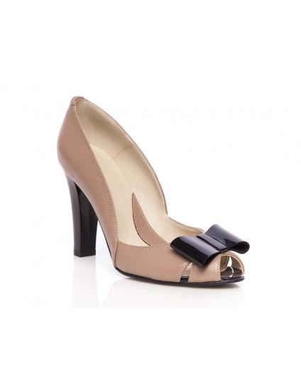Pantofi dama piele Classy P1 - orice culoare