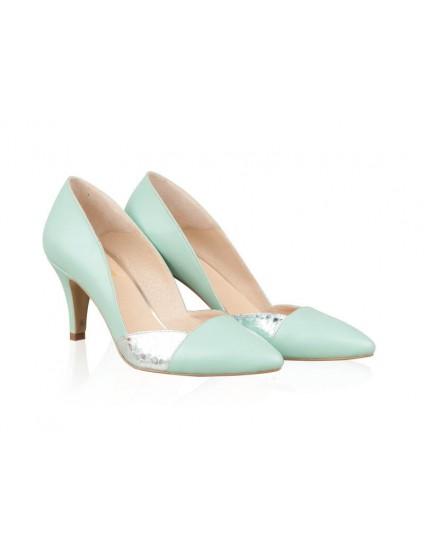 Pantofi Dama Piele N46 - orice culoare