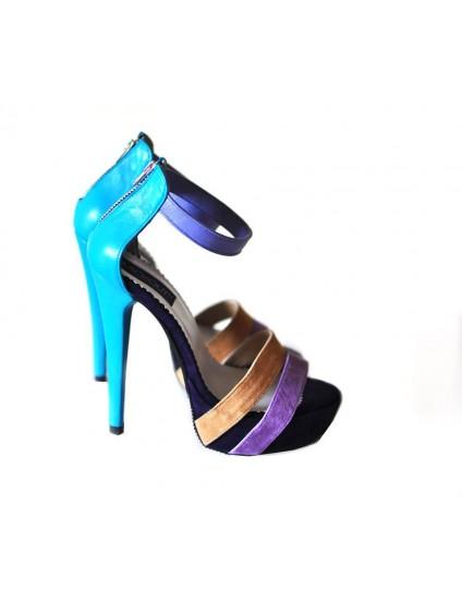 Sandale piele naturala Diva -  disponibile pe orice culoare