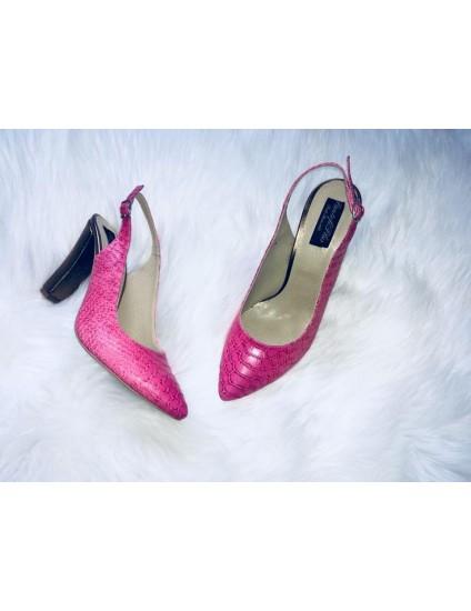 Pantofi dama Office Decupat N2 - pe stoc