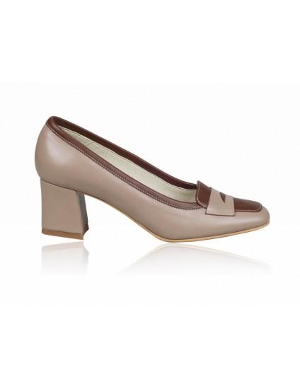 Pantofi dama piele office casual - orice culoare