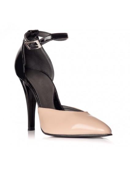 Pantofi Dama Piele P33 -pe stoc