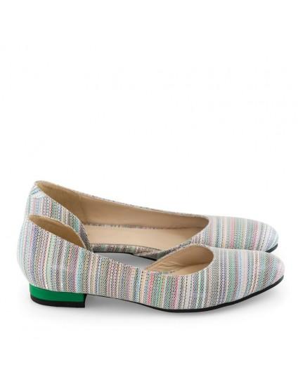 Pantofi Dama D27 Piele Naturala - orice culoare