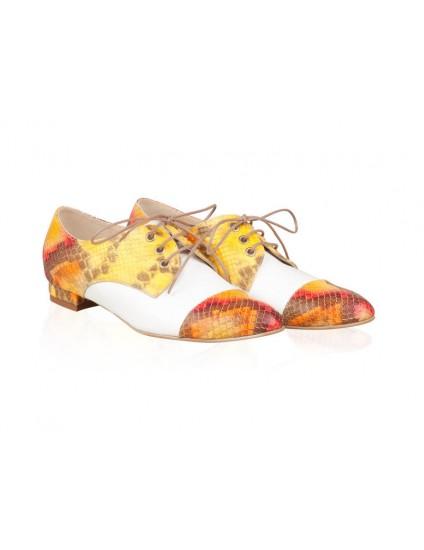 Pantofi dama Oxford N87 - orice culoare