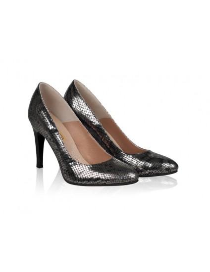 Pantofi Dama Piele N51 - orice culoare