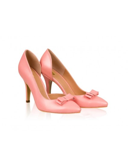 Pantofi Dama Piele N54 - orice culoare