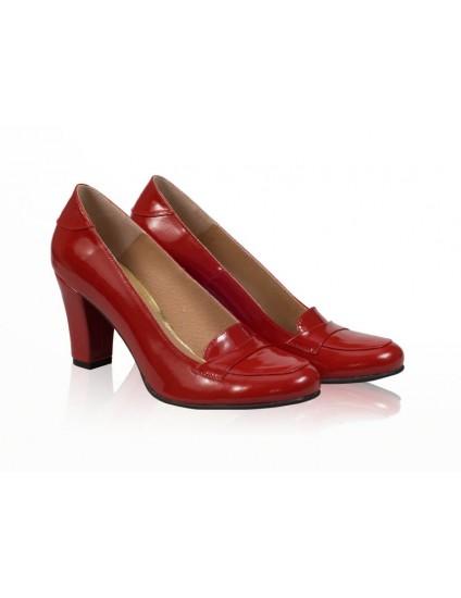 Pantofi Dama Piele N68 - orice culoare
