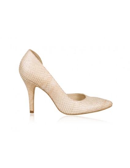 Pantofi dama piele Reve N14 - orice culoare