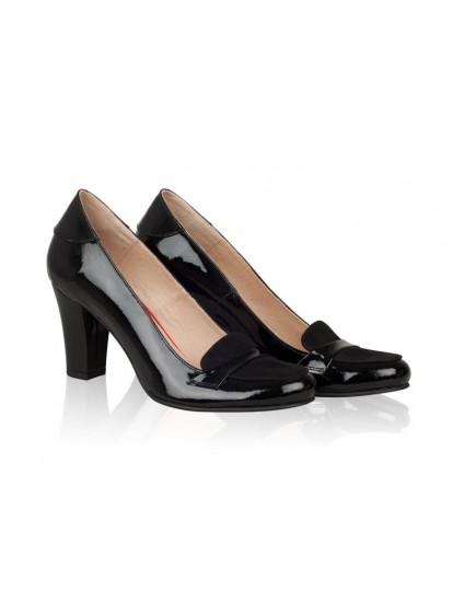 Pantofi Piele naturala N19 - orice culoare