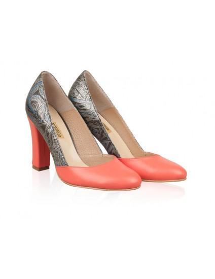 Pantofi Piele naturala N2 - orice culoare