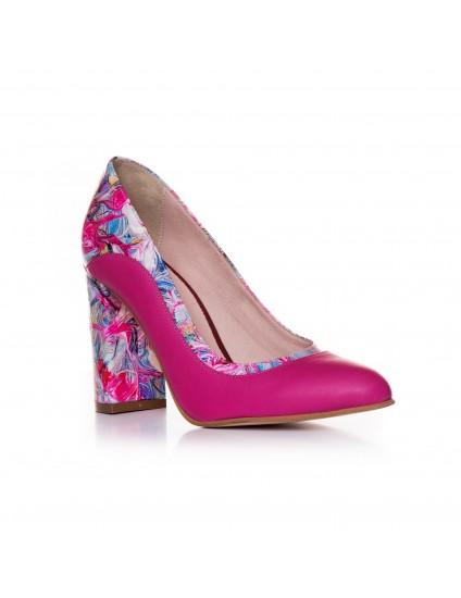 Pantofi Piele Siclam Picasso T42  - orice culoare