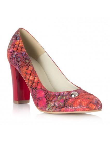 Pantof Piele Color Anita V57 - orice culoare