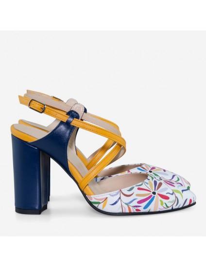 Pantofi Dama Piele Naturala Melbourne D58 - orice culoare