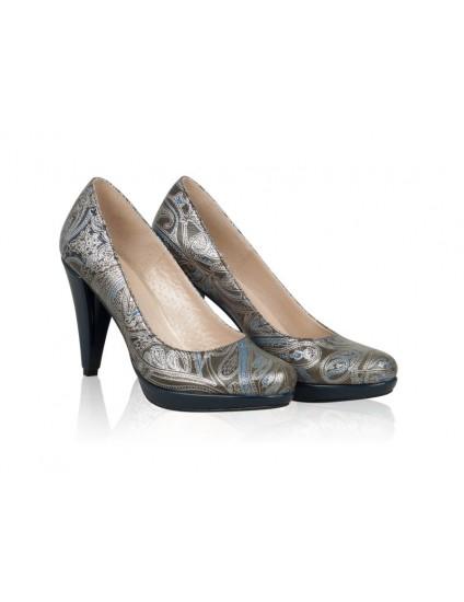 Pantofi Piele naturala N23 - orice culoare