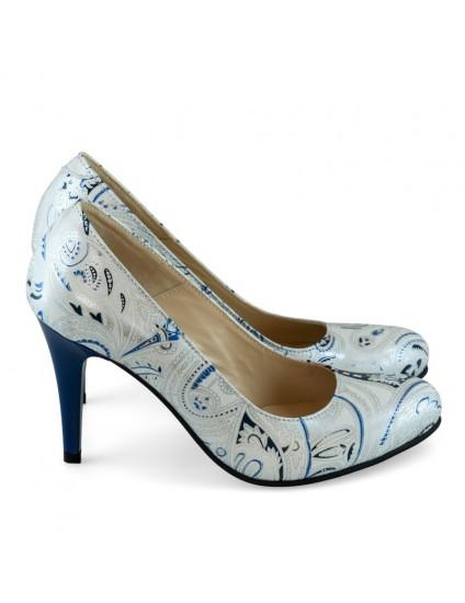 Pantofi Dama D1 Piele Naturala - orice culoare