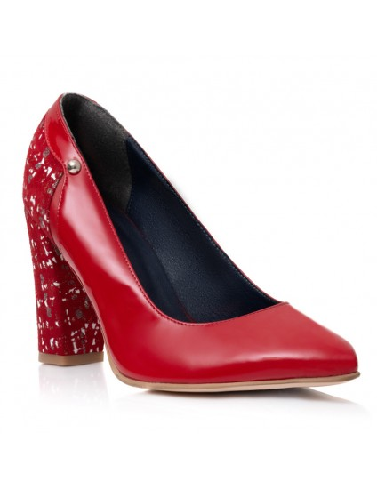 Pantofi Lac Rosu Casiana T40 - orice culoare