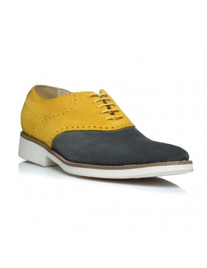Pantofi piele barbati C10