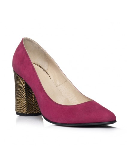 Pantofi Piele Confort I4 Siclam  - PE STOC