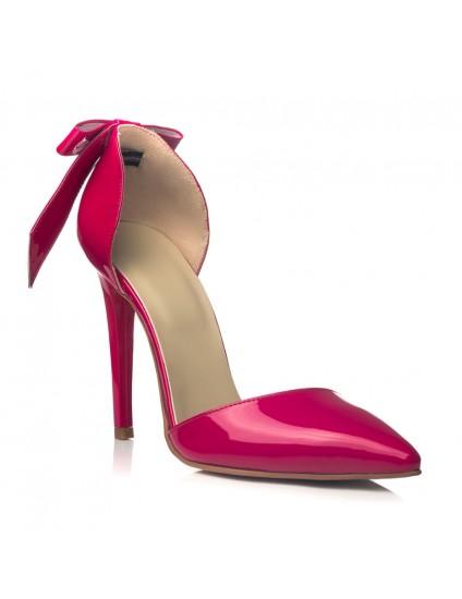 Pantofi Dama Piele Stiletto Luna Siclam C30 - PE STOC