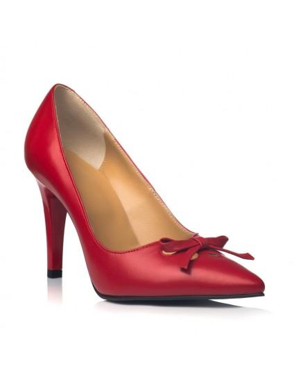 Pantofi Dama Piele Stiletto Moni C32 - pe stoc