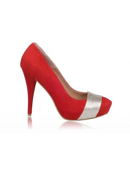 Pantofi  dama Model N2 30 piele - orice culoare