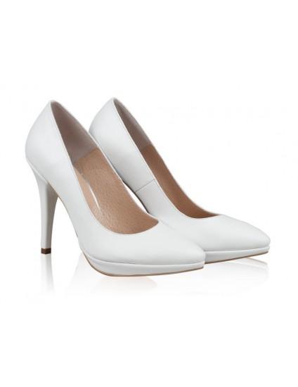 Pantofi Piele Mireasa P31 - orice culoare