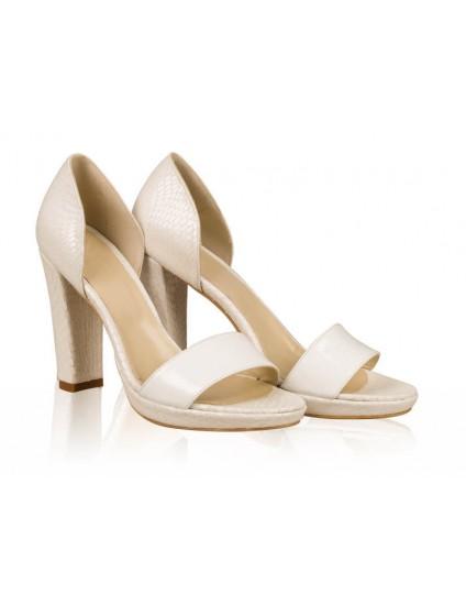 Pantofi Piele Mireasa P33 - orice culoare