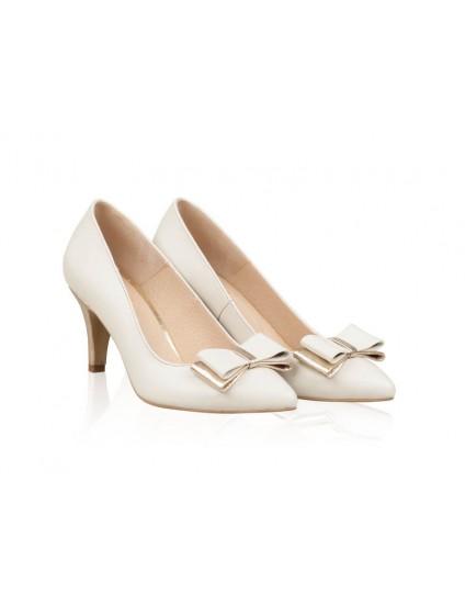 Pantofi Piele Mireasa P41 - orice culoare