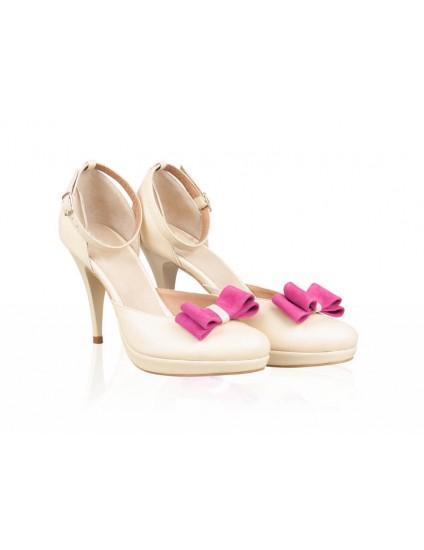 Pantofi Piele Mireasa P45 - orice culoare