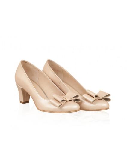 Pantofi Piele Mireasa P49 - orice culoare