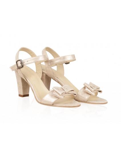 Pantofi Piele Mireasa P52 - orice culoare