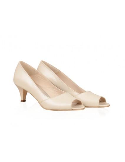 Pantofi Piele Mireasa P60 - orice culoare