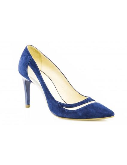 Pantofi Stiletto P12 piele - orice culoare