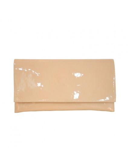 Plic Piele Lacuita Nude D1 - orice culoare