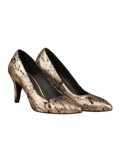 Pantofi din piele naturala N53 - orice culoare
