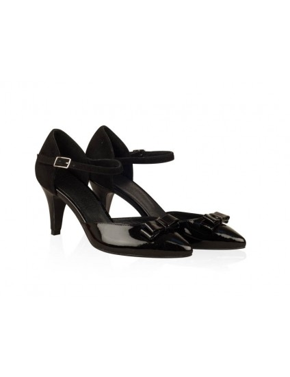 Pantofi din piele naturala N72 - orice culoare