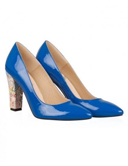Pantofi din piele naturala N73 - orice culoare