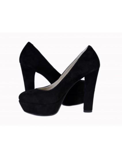 Pantofi Livi piele intoarsa ,orice culoare-negri