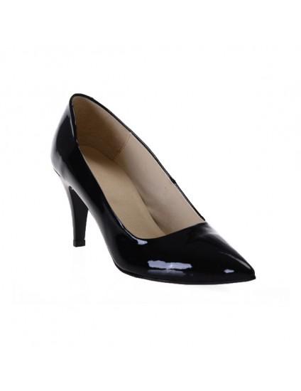 Pantofi Mini Stiletto piele naturala  - disponibili pe orice culoare