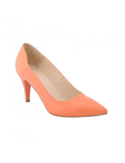Pantofi piele naturala Mini Stiletto - disponibili pe orice culoare