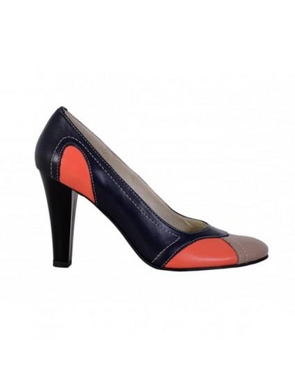 Pantofi piele naturala Madame1, disponibili pe orice culoare