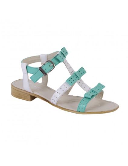 Sandale piele naturala Fundite - pe stoc