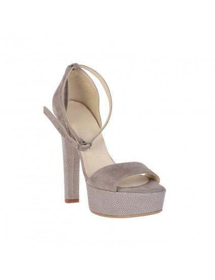 Sandale piele naturala Clara 2  -  Orice culoare