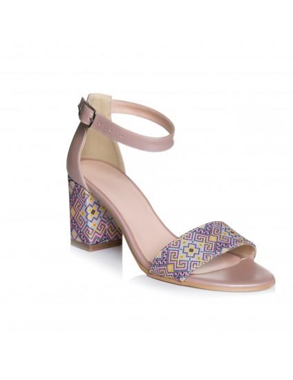 Sandale Piele Nude Sweety L3- orice culoare