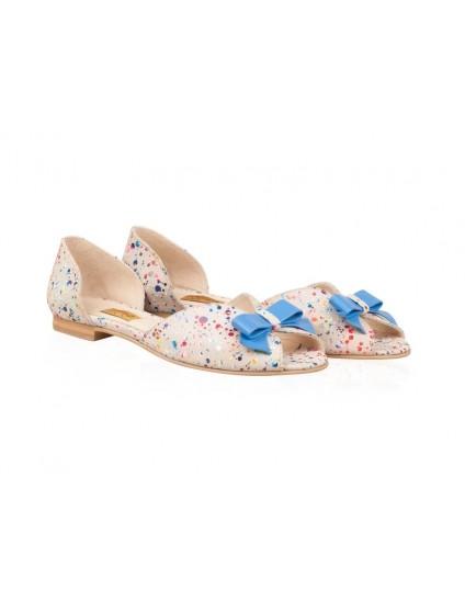 Sandale Talpa Joasa Piele Color Lola N11 - orice culoare
