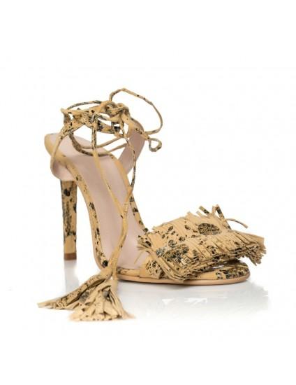 Sandale dama piele Very Chic F10