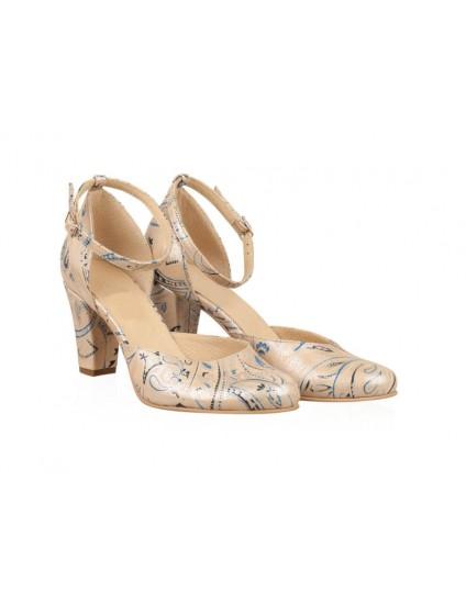 Sandale Dama Piele N39 - orice culoare