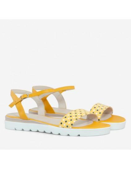 Sandale piele D1 - orice culoare