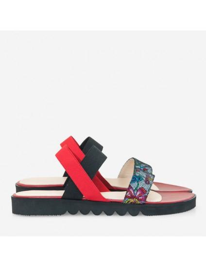 Sandale piele D26 - orice culoare